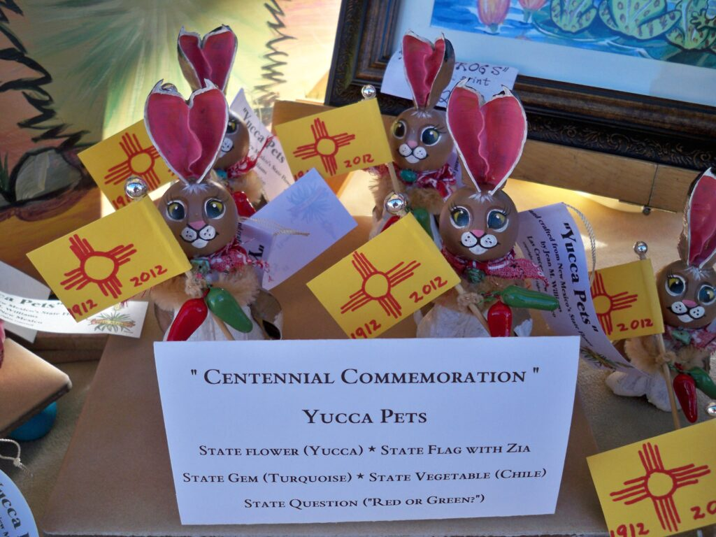 New Mexico Centennial, yucca pets, tuzi williams, rabbit