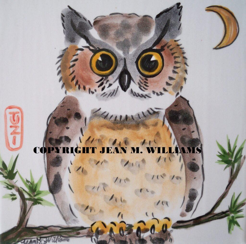 tuzi williams, owl