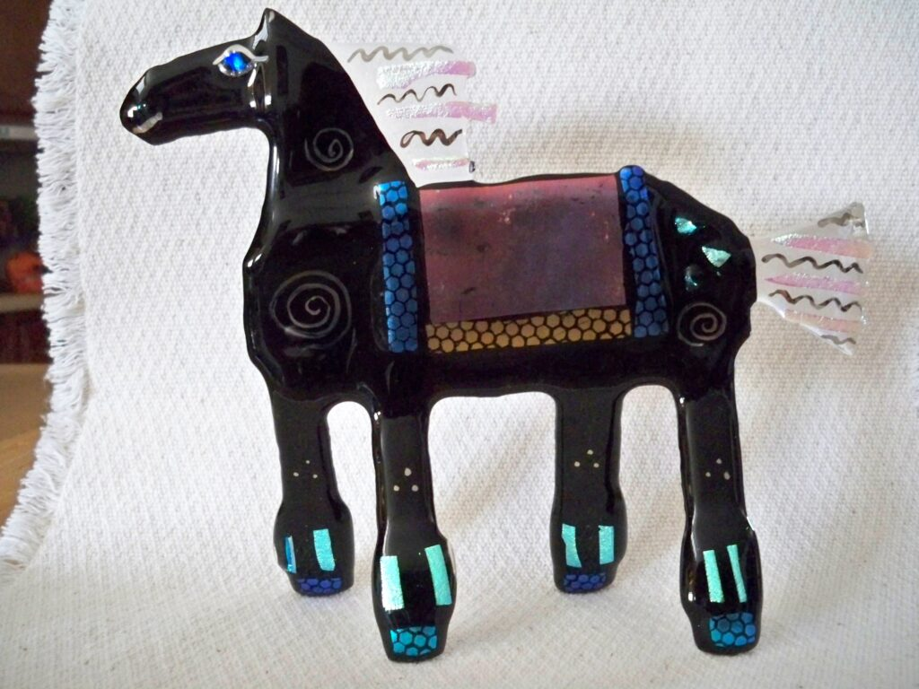 Tuzi Williams, horse