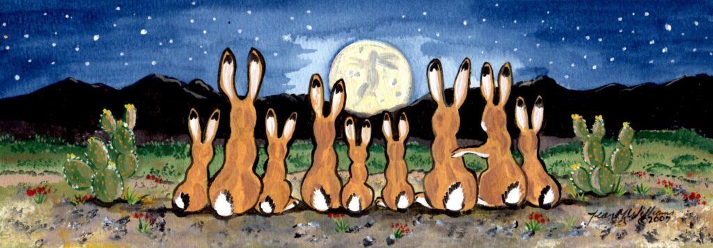 tuzi williams, rabbit